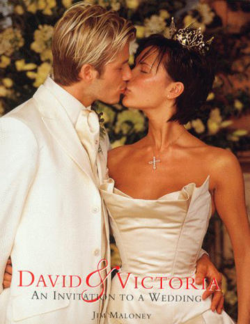 David Beckham And Victoria Adams Most Expensive Weddings Of All Time Pictures Cbs News