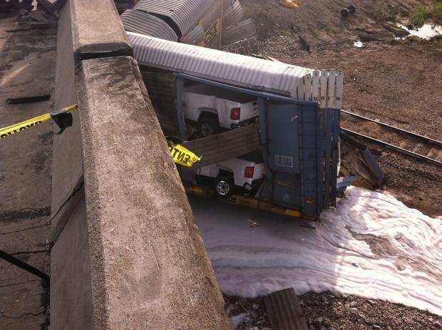 Missouri train derailment