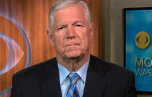 "Myers: Syrian rebels ""can't make much more progress"" without arms"