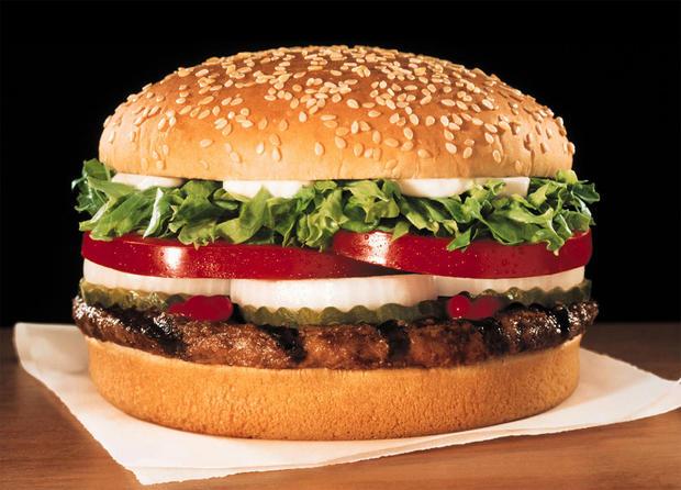 Top bun - America's favorite burgers