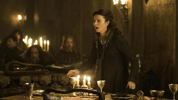 Of Thrones Shocks With The Red Wedding Cbs News