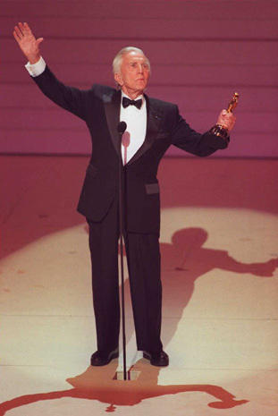Kirk Douglas at 100
