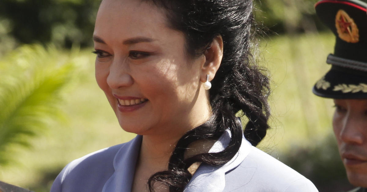 China's first lady Peng Liyuan to take center stage on U.S ...