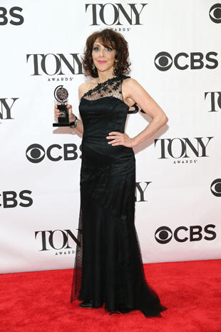 Tony Awards 2013: Backstage and press room