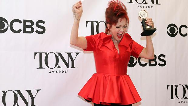 Tony Awards 2013: Backstage and press room