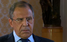 Russian foreign minister says justice can wait for Syria's war crimes