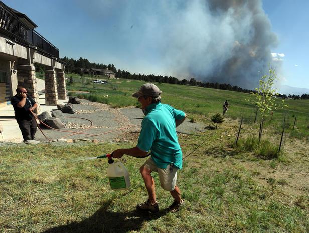 colorado wildfires essay