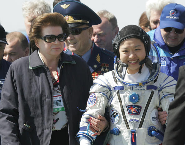 Valentina Tereshkova: First woman in space