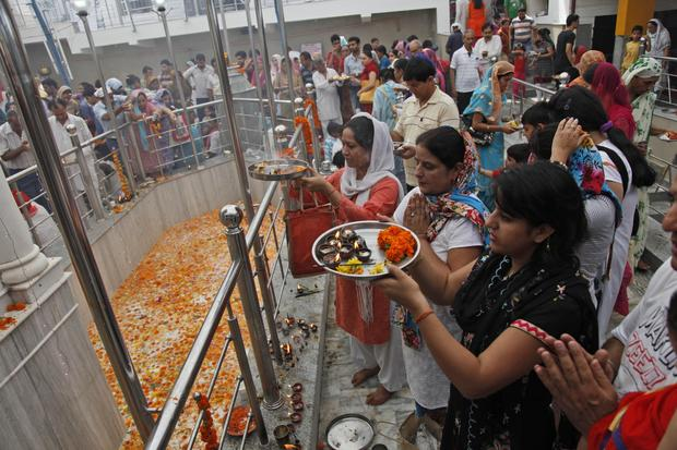 Celebration and devotion in India