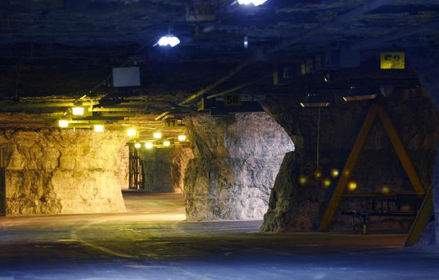 "Underground ""resort"" promises shelter from the apocalypse"