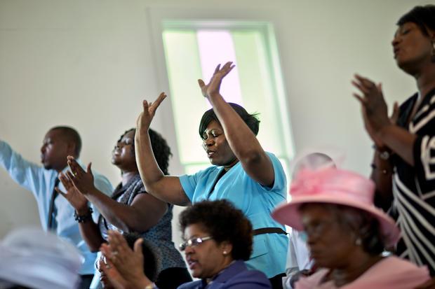 Georgia's dwindling Geechee community