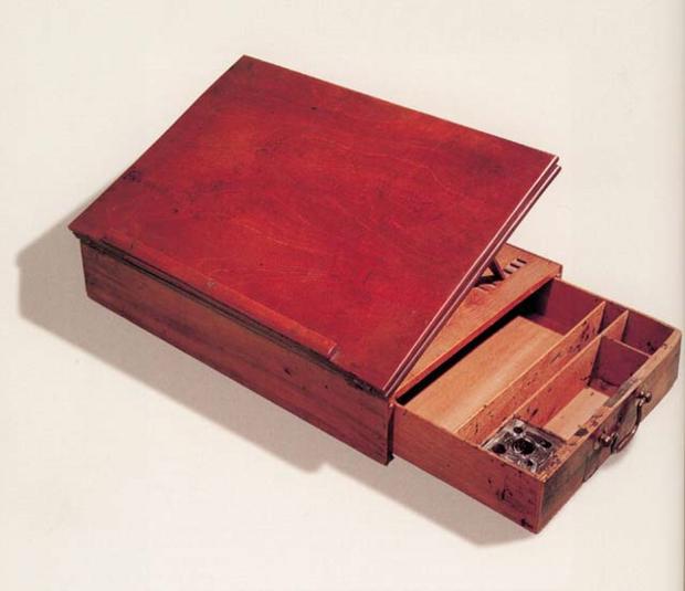 Thomas Jefferson writing desk