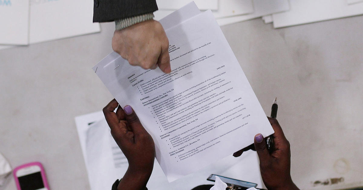Can I leave a job off my resume? - CBS News