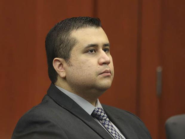Rachel, George Zimmerman Trial