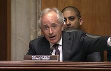 "Corker on Afghan President Karzai: U.S. created ""a monster"""