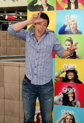 Cory Monteith 1982-2013