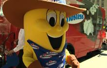 Twinkie relaunch in Times Square