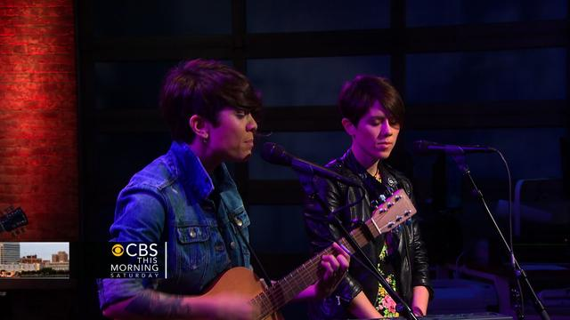 Second Cup Cafe: Tegan and Sara