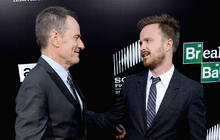 """""""Breaking Bad"""" stars reflect on final episodes"""