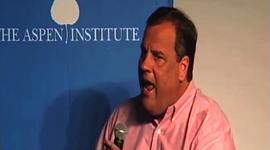 "Christie slams ""dangerous"" libertarian streak within GOP"