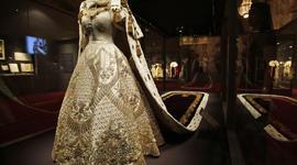 Queen Elizabeth II's coronation regalia