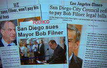 New accuser describes unwanted advances from San Diego's Mayor Filner