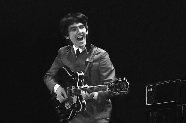 Beatles' first live U.S. show