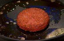 Watch: Test tube burger taste test