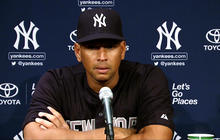 Alex Rodriguez suspended through 2014