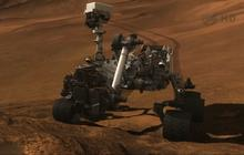 Curiosity rover celebrates first anniversary on Mars