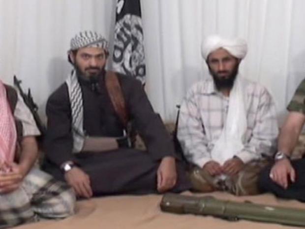 AQAP leader Nasir al-Wuhayshi, and one of his deputies Abu al-Hareth Muhammad al-Oufi