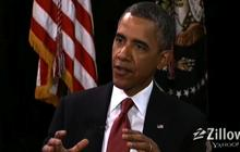 """Obama: Even """"broken"""" Congress should agree on mortgage relief"""
