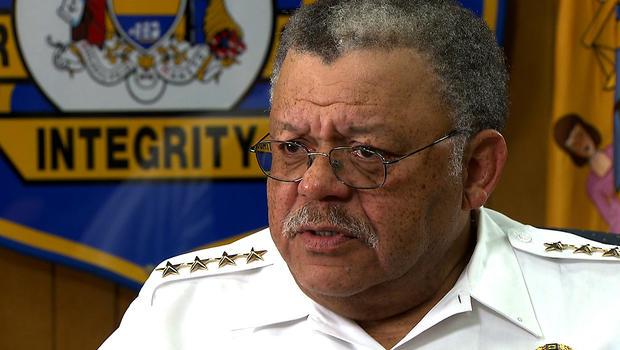 Philadelphia Police Commissioner Charles Ramsey