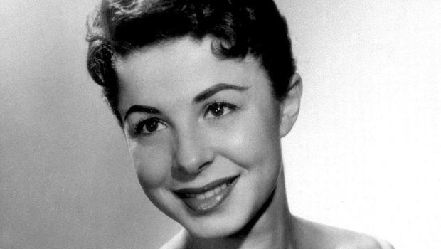 Eydie Gorme is shown in a 1956 photo.