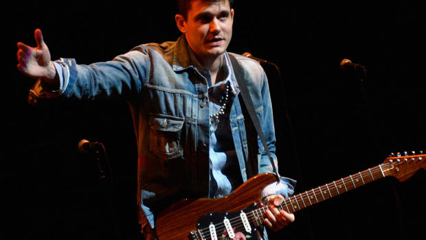 John Mayer to pay a visit to David Letterman