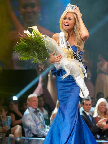 Prison sentence in Miss Teen USA extortion case