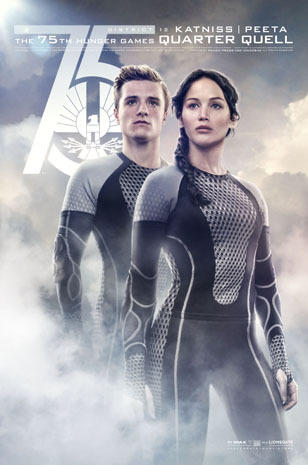 The Hunger Games Catching Fire Cast Portraits Photo 1 Pictures