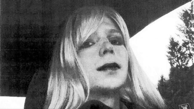 Chelsea Manning: Bradley's new identity
