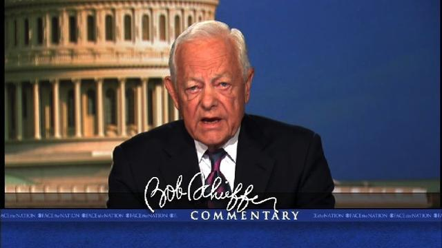 Schieffer: A day that changed America