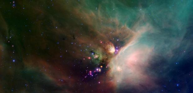 A decade of incredible photos from Spitzer Space Telescope