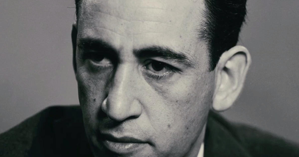 Lifting The Veil Of Mystery From J D Salinger Cbs News