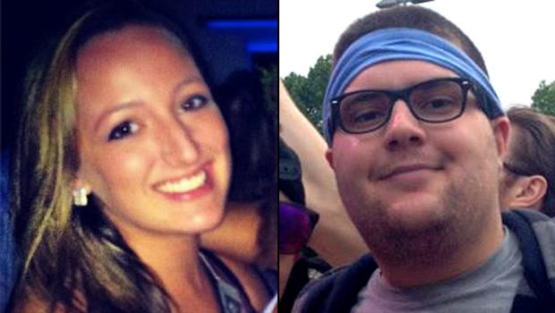 Olivia Rotondo (left) and Jeffrey Russ both died of apparent MDMA overdoses at the Electric Zoo festival in New York City over the Labor Day weekend.