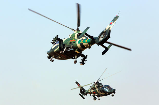 China's helicopter expo