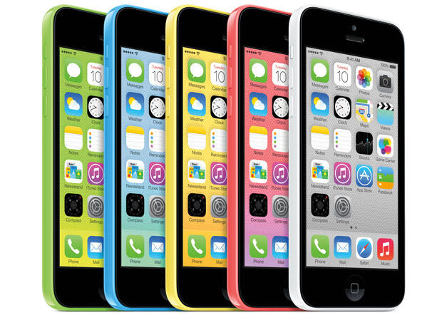 Apple announces iPhone 5C/5S