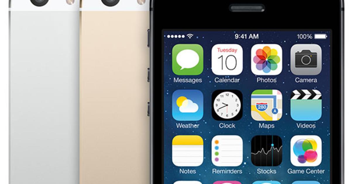 Apple announces new iPhone 5S, iPhone 5C, iOS 7 release ...