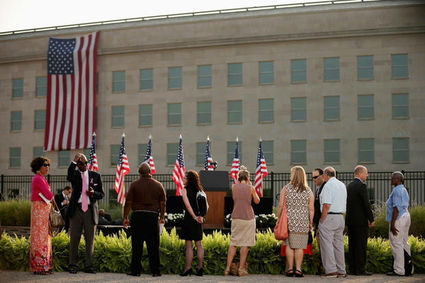 Somber ceremonies mark 9/11 anniversary