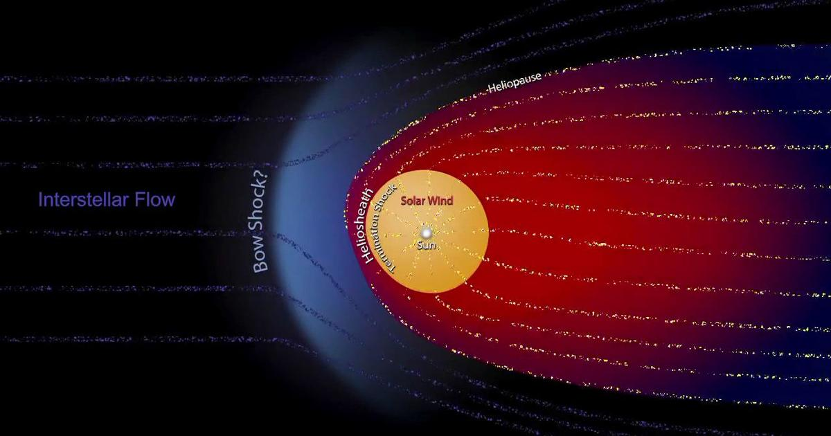 Voyager 1 has left the solar system - CBS News