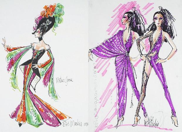 Cher Fashion Designer