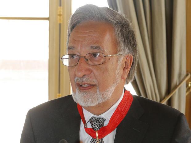 Afghanistan Foreign minister Zalmai Rassoul