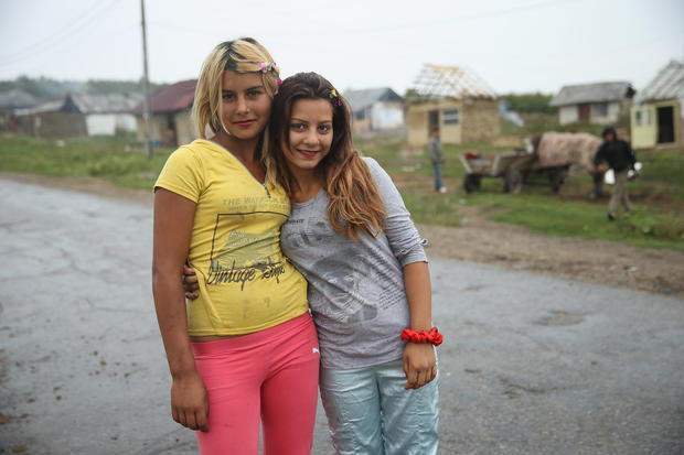 Combating poverty in Roma settlement